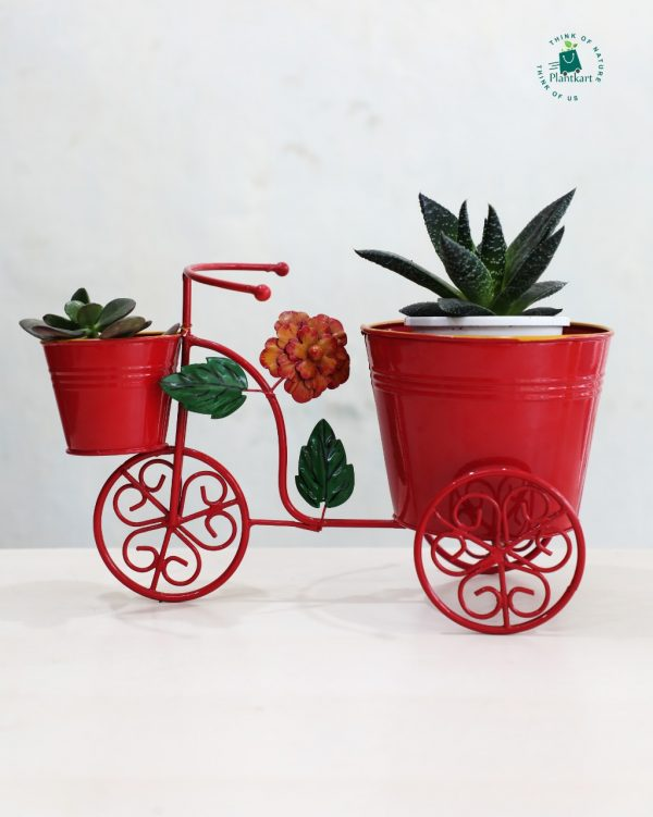 Red_Bicycle_Planter